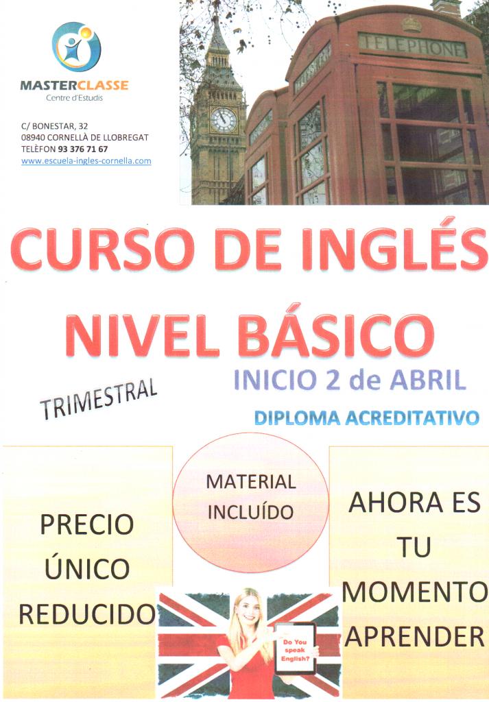 publi Inglés